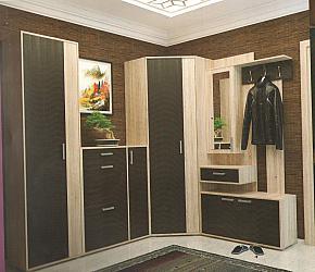Модульный комплект мебели РАССВЕТ