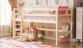 Кровать из массива Омега 14 Вариант №11