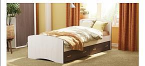 Кровать 6 с ящиками