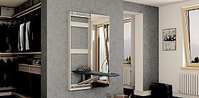 Интерьерная гладильная доска смарт с зеркалом