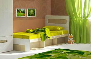 Кровать с подъемным механизмом Палермо-Юниор