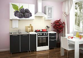 Кухонный Гарнитур Фотофасад 1,5