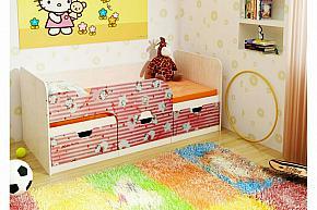 Детская кроватка Минима кити