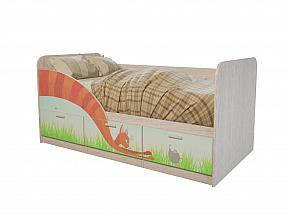 Детская кроватка Минима Сказка